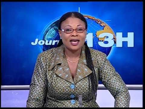 Passage du Président BEAUDET au Journal télévisé RTI 1 - Février 2015