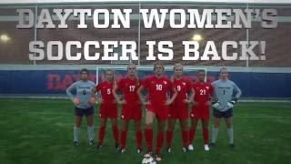 Women's Soccer Home Opener Hype Video