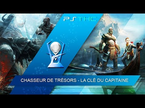 God of War - Treasure Hunter Trophy Guide | Trophée Chasseur de trésors | La clé du capitaine
