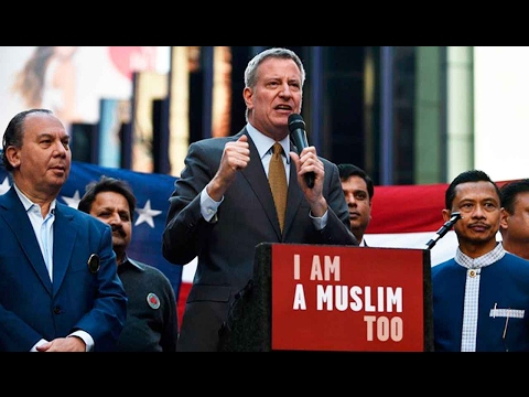 New York Mayor says