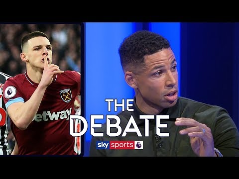 Does Declan Rice deserve his England call-up?   The Debate   Davies & Dickov