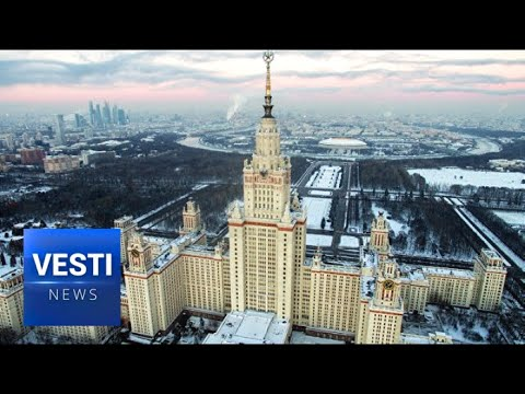 Moscow State University Opens Its Doors; Winter Open House Attracts Huge Crowds!