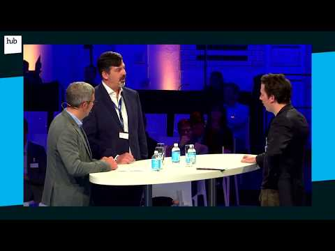 How Financing the FinTech Ecosystem Enables New Technologies | hub.berlin 2017
