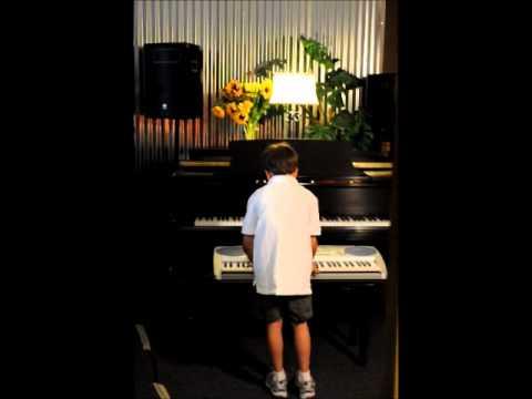 Avanti Music Academy - Logan plays Fur Elise