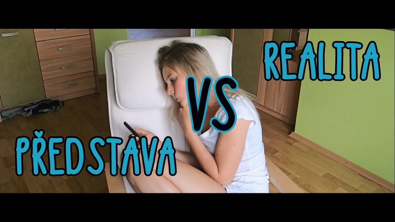 PŘEDSTAVA VS REALITA | Fallenka
