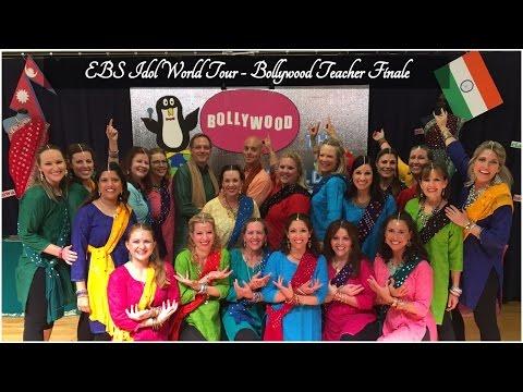 EBS Idol - EBS World Tour 2016 - Teacher Finale - Bollywood