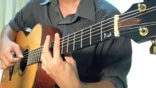 พูดไม่ค่อยเก่ง - AB Normal (Fingerstyle Guitar) | ปิ๊ก cover
