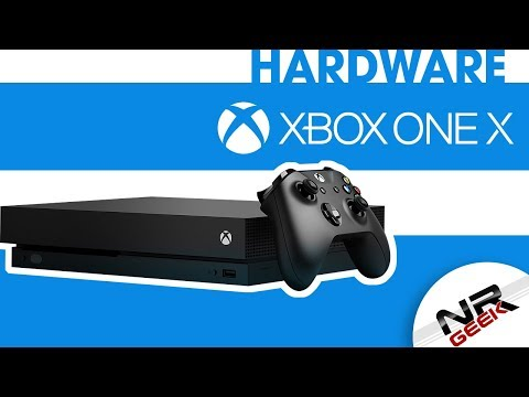 Xbox One X - Hardware