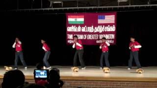 Tamil sangam Oh baby dance