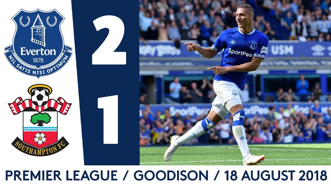 RICHARLISON STRIKES AGAIN! | EVERTON 2-1 SOUTHAMPTON