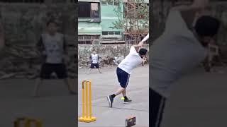 Gillian-killian bahar kardi 😄#AakashVani #Cricket #Shorts