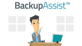 Windows Server backup and disaster recovery with BackupAssist