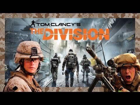 Marine Corps Tactics in 'The Division': Livestream Archive
