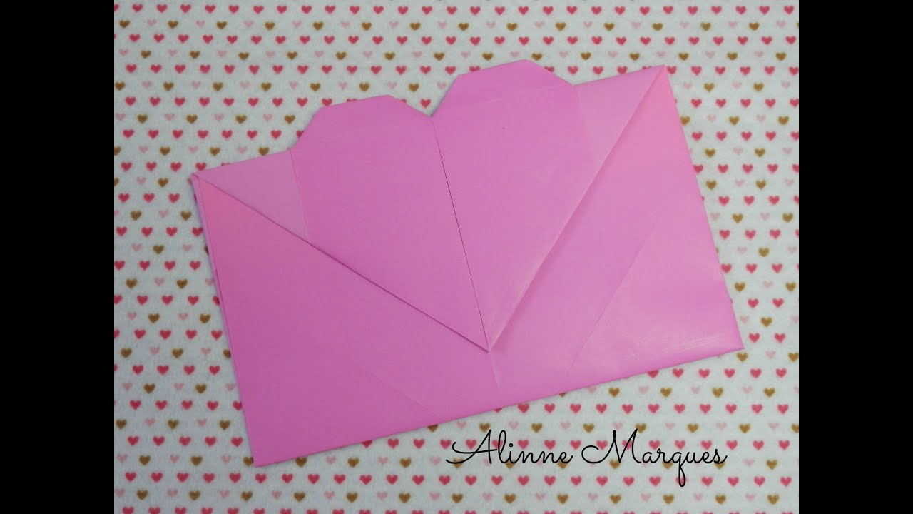 how to make envelope a4