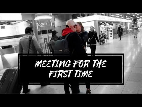 online dating long distance first meeting