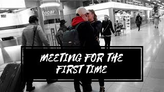 MEETING FOR THE FIRST TIME | Long Distance Relationship | USA - Germany