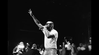 "Davido Performs ""Assurance"" in DC"