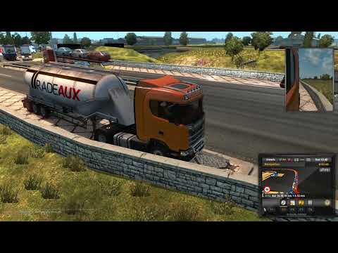 Biggest TRAFFIC JAM I HAVE EVER SEEN! [Euro Truck Simulator 2 Multiplayer] EXTREME Traffic /ETS2 MP/