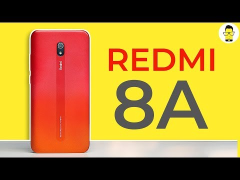Redmi 8A: this thing is loaded | Unboxing, hands-on review, camera samples, and more