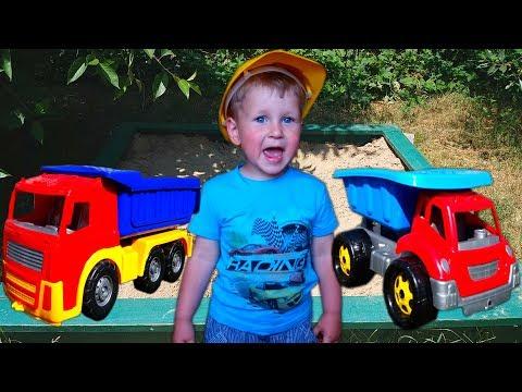 Распаковка волшебство игрушек детские игры в песочнице видео для детейиз YouTube · Длительность: 4 мин23 с