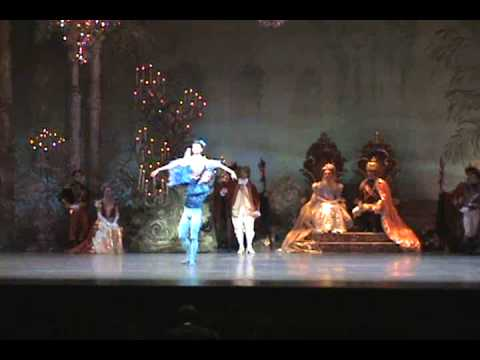 Bluebird Pas de Deux with Jon Drake and Gavin Larsen