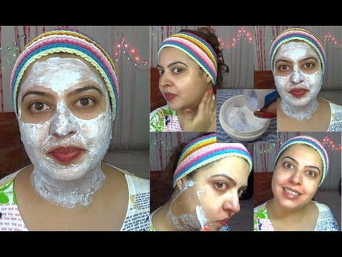How to Bleach Your Face at Home | Skin Lightening using Oxy Life Bleach Cream | IndianBeautyReviewer