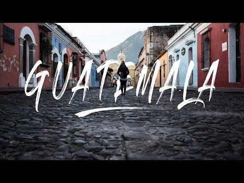Travel To Guatemala 2018