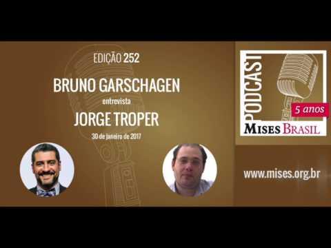 Podcast 252 - Liberdade política e econômica em Angola (Jorge Troper)