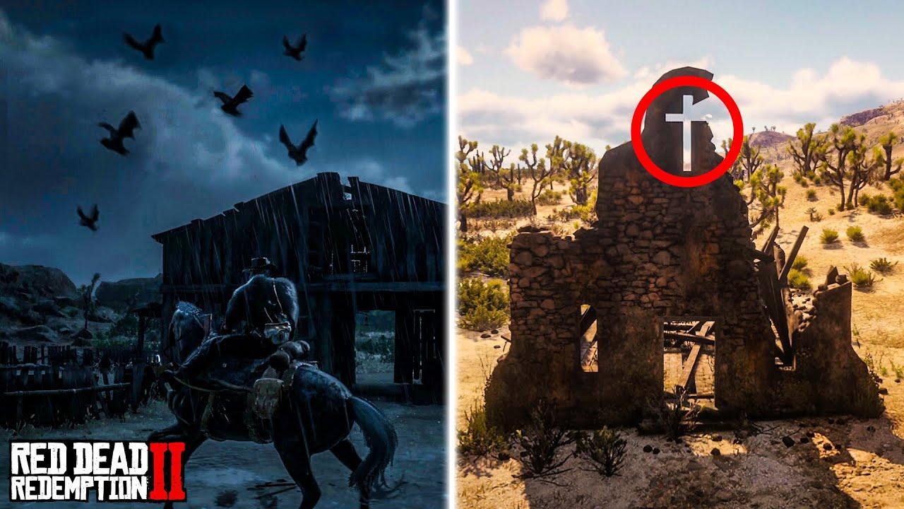 8 Best New Austin Secrets (Red Dead Redemption 2) thumbnail