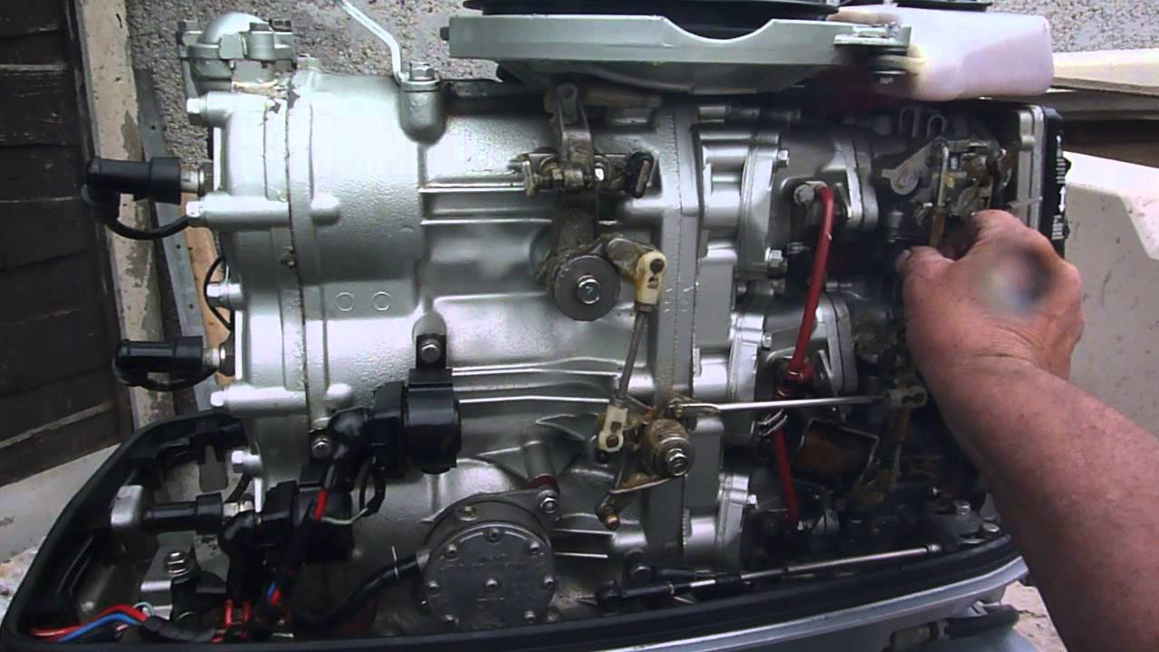 suzuki 85 hp started after carb stripdown and cleaning car in dash navigation wiring diagram