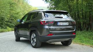 Jeep Compass Limited test