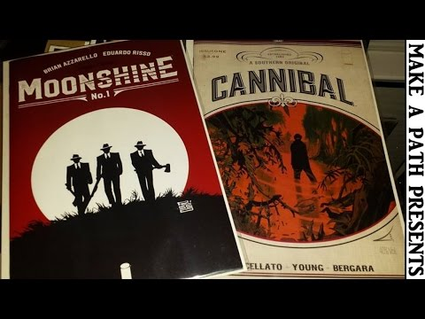 Cannibal Moonshine Ronny Recommends Reading Image Comics