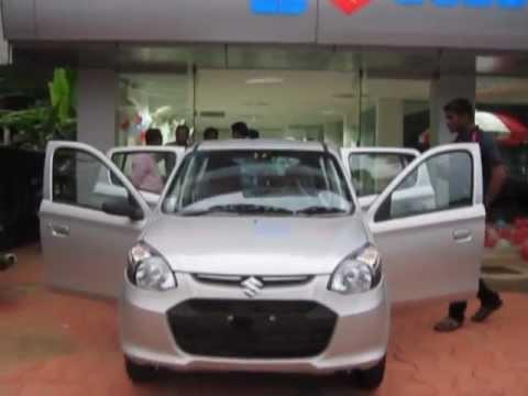new car launches in keralaLaunching Video of New Maruti Alto 800 in Kerala  YouTube