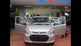Launching Video of New Maruti Alto 800 in Kerala