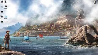 wallpaper engine Assassins Creed Odyssey Poseidon free download