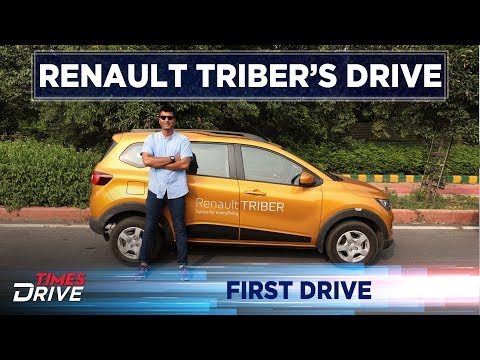 Renault Triber | First Drive Impression | Times Drive