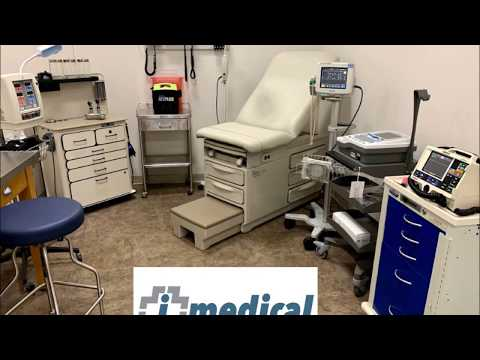 IMedical Doctor Office Exam Room Medical Equipment