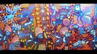 Huichol indian art