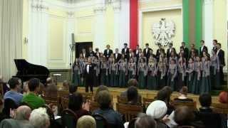 R. Twardowski - Nynie Otpuszczajeszi - Chór Akademicki Politechniki Warszawskiej - muzyka cerkiewna
