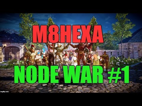 M8HEXA English Server Asia Node War #1