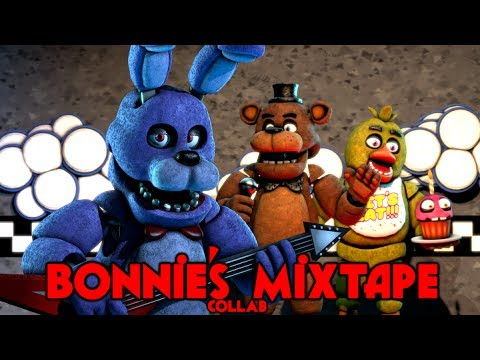 [FNaF SFM] Bonnie's Mixtape (COLLAB)