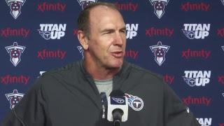 Titans Coach Mike Mularkey Thursday Press Conference | #HOUvsTEN