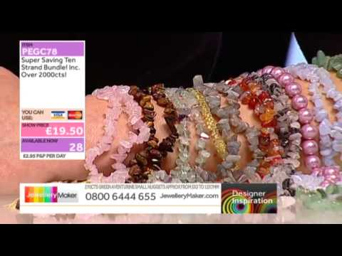 How to make genuine gemstone jewellery - JM DI 24/05/14