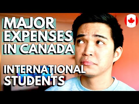 CAN PART TIME JOB PAY YOUR TUITION FEE IN CANADA: Major Expenses Of International Students In Canada