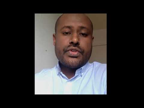 Daniel Mulugeta talks about the project