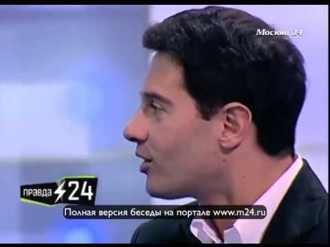 Видео: Антон Макарский У нас с женой спаренные телефоны