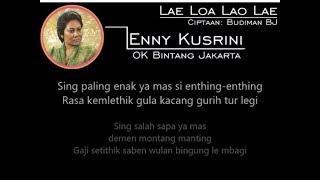LAE LOA LAO LAE - Enny Kusrini (Album Kroncong Langgam Jawa)