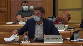 Intervention de Frédéric Bourdon sur le budget 2021 de la ville (4)