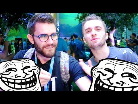 CYPRIEN SQUEEZIE À L'E3 2016 (en retard)