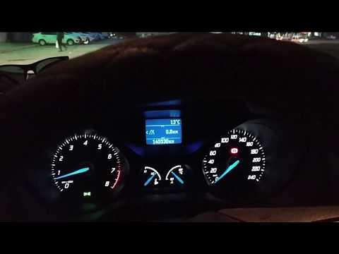 Активация LED и Ксенона на Форд Фокус 3